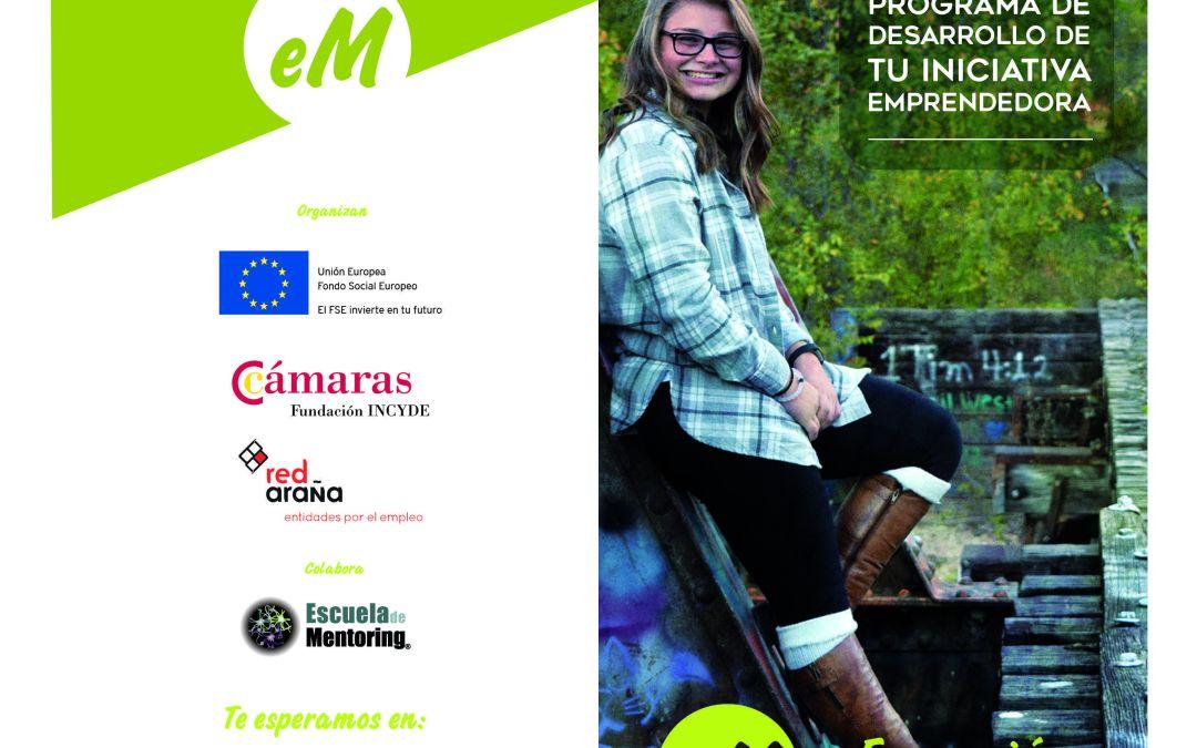 Completado 1º Grupo de participantes en Emprendamos Asturias. Vamos a por el 2º. Inscripciones hasta 29/09/17