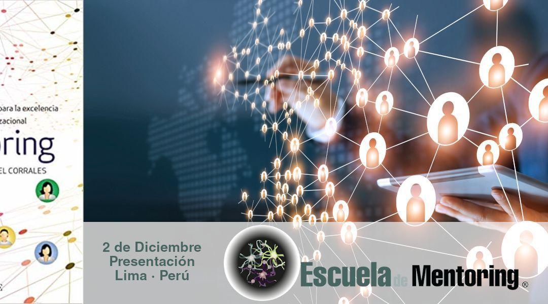 2 de Diciembre Presentación de mi nuevo libro sobre Mentoring en Lima-Peru