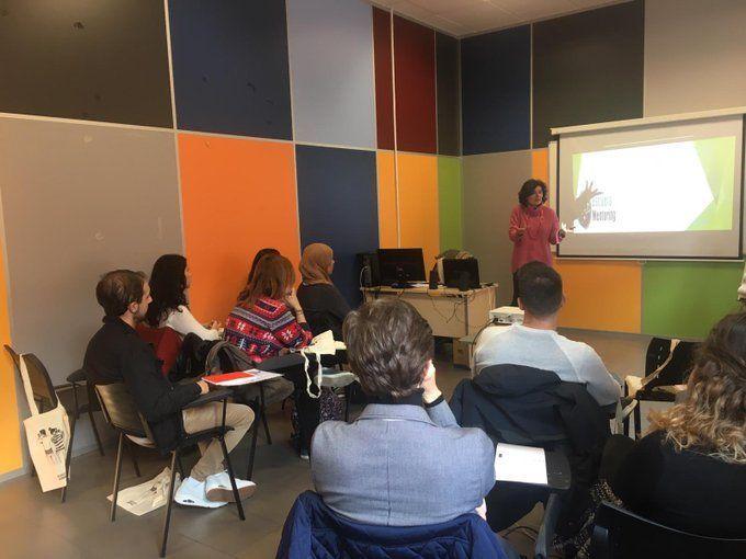 6 de Febrero Taller sobre Diseño de perfiles profesionales en Sevilla