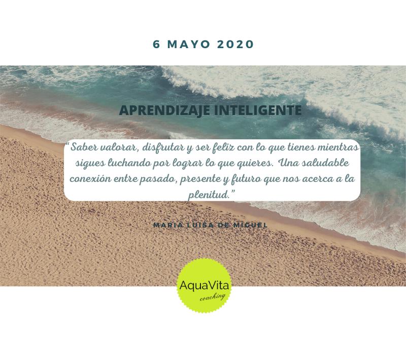 Postales desde el cielo… 6 Mayo 2020: Aprendizaje Inteligente