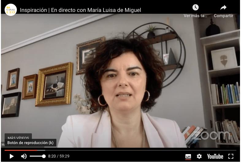 Video Entrevista sobre Mentoring en Canal Ceo con Noemí Boza