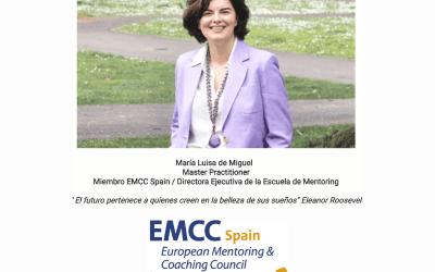 Entrevista para EMCC SPAIN sobre mentoring y coaching