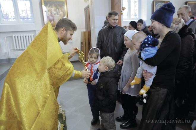 Иерей Максим Дубовой преподает в воскресной школе и занимается молодежной работой