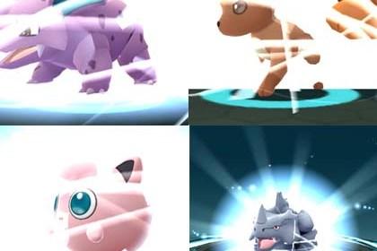 ポケモンGO!進化の瞬間シリーズ