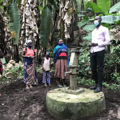 Water point KABAROLE DISTRICT