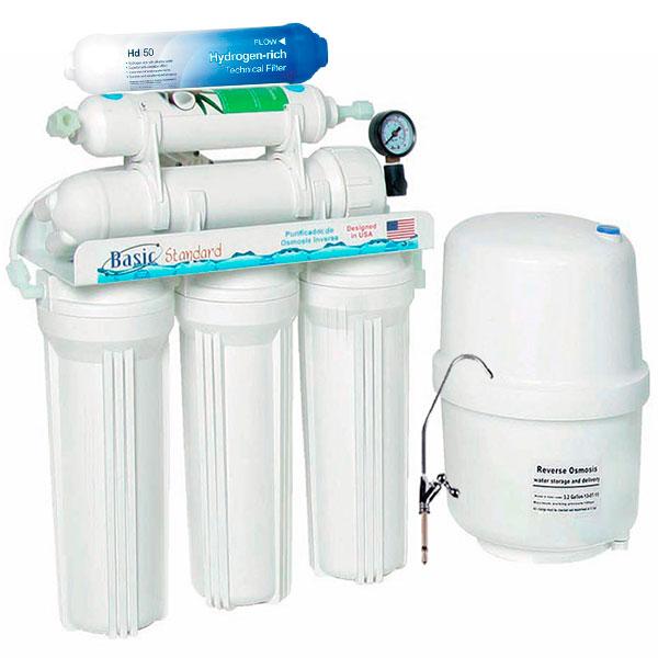 osmosis inversa sin bomba antioxidante y alcalina pH+