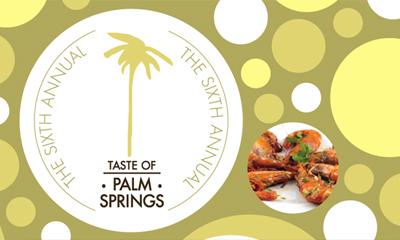 Taste of Palm Springs
