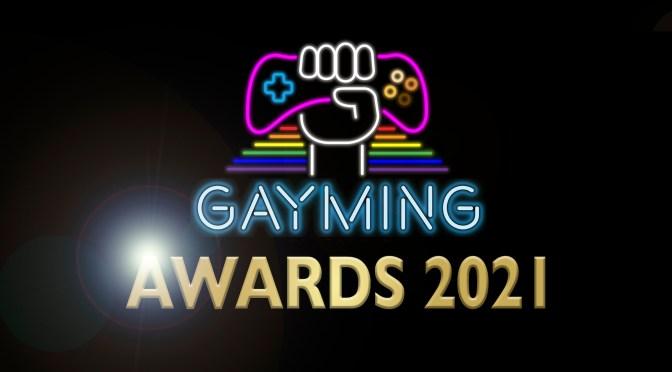 Gayming Awards 2021 premiará a videojuegos lgbtq