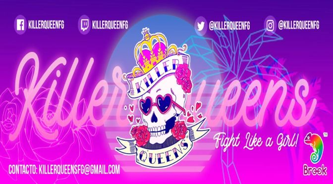 Entrevistamos a Killer Queens, primer equipo femenino de Fighting Games LATAM