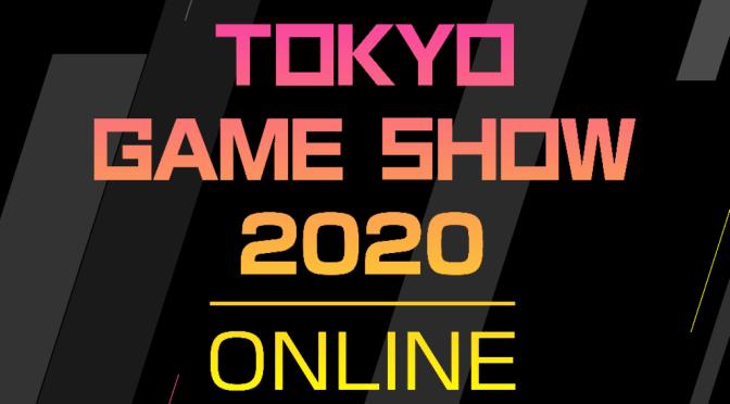 TOKYO GAMES SHOW 2020 online tendrá primicias y actualizaciones
