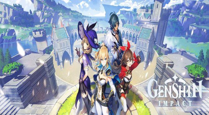 Genshin Impact, el JRPG arrasa en plataformas para descarga gratuita