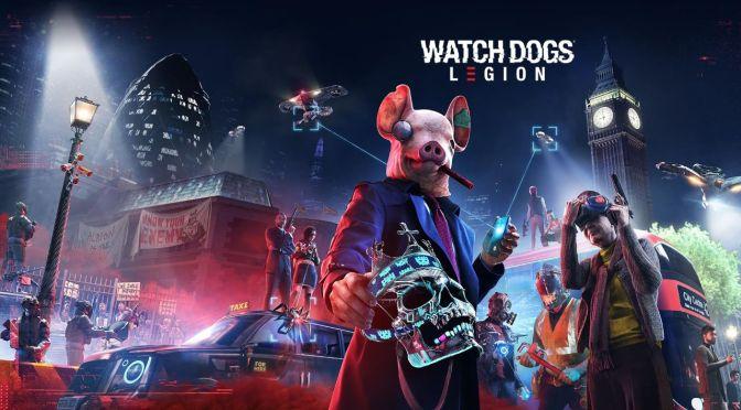 Watch Dogs: Legion requisitos y lanzamiento