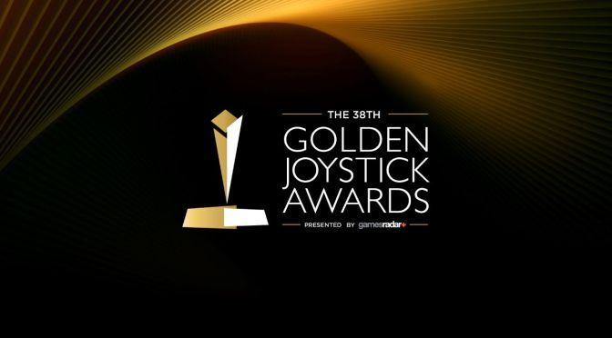 Golden Joystick Awards 2020: ¡ya puedes votar por tus juegos favoritos!