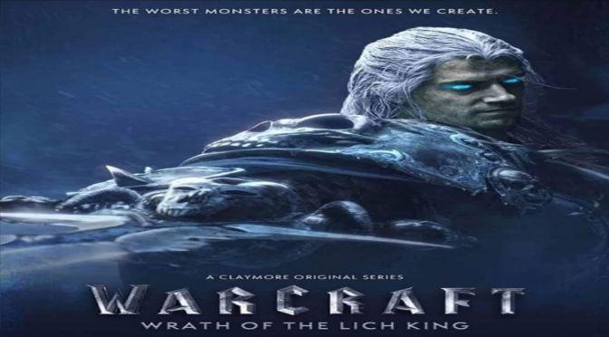 World of Warcraft: fans piden a Henry Cavill como Arthas y Blizzard reacciona