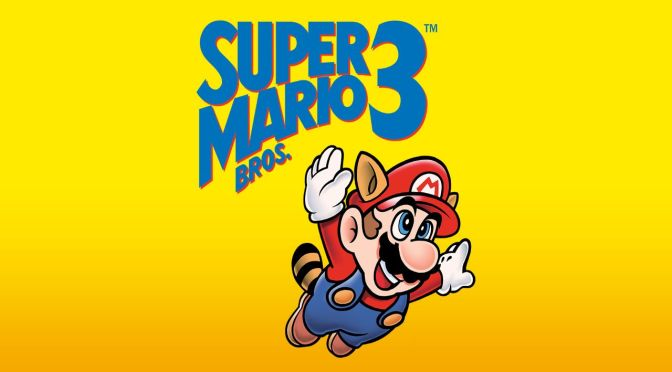 SUPER MARIO BROS 3 cumple 32 años