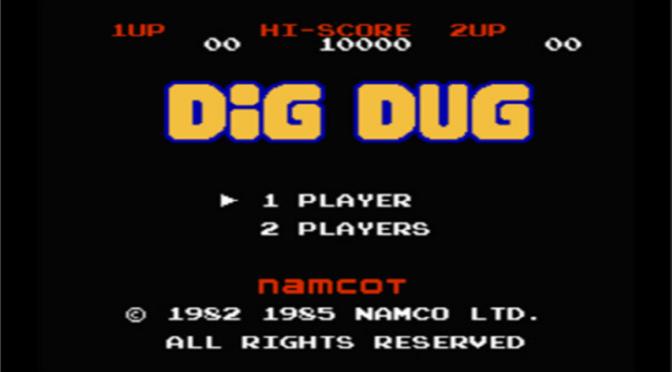 Retrogames: Recordamos a Dig Dug