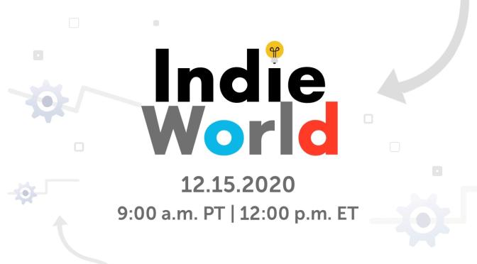 Nuevo Nintendo Indie Showcase: hoy 15 de diciembre