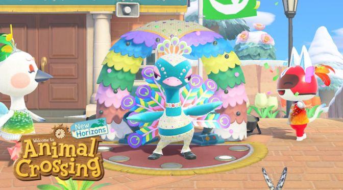 Animal Crossing: ¡vive el carnaval!