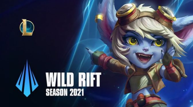 Wild Rift llegará a Latinoamérica en marzo
