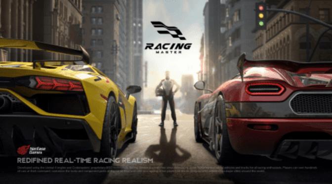 Racing Master presentó nuevo trailer