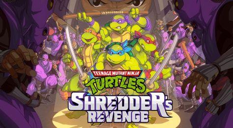 TMNT Shredder's Revenge