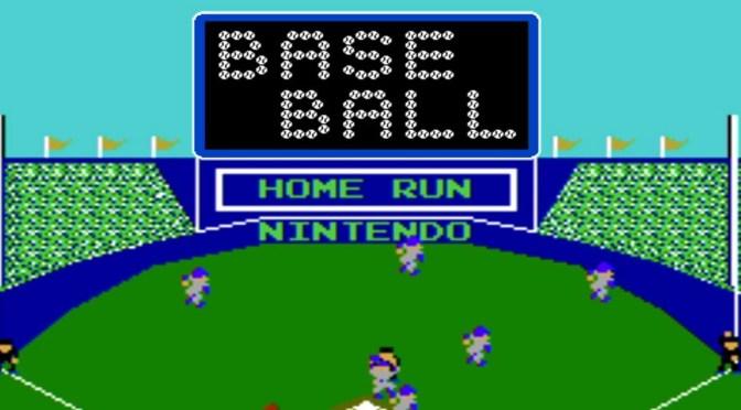 RETROGAMES: Baseball
