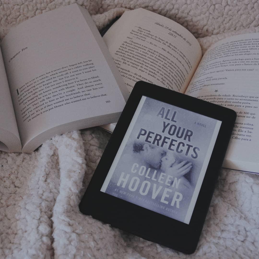 Resenha | Todas as Suas Imperfeições –  Colleen Hoover