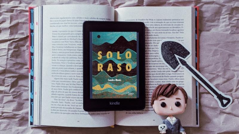 Resenha | Solo Raso – Sandro Muniz