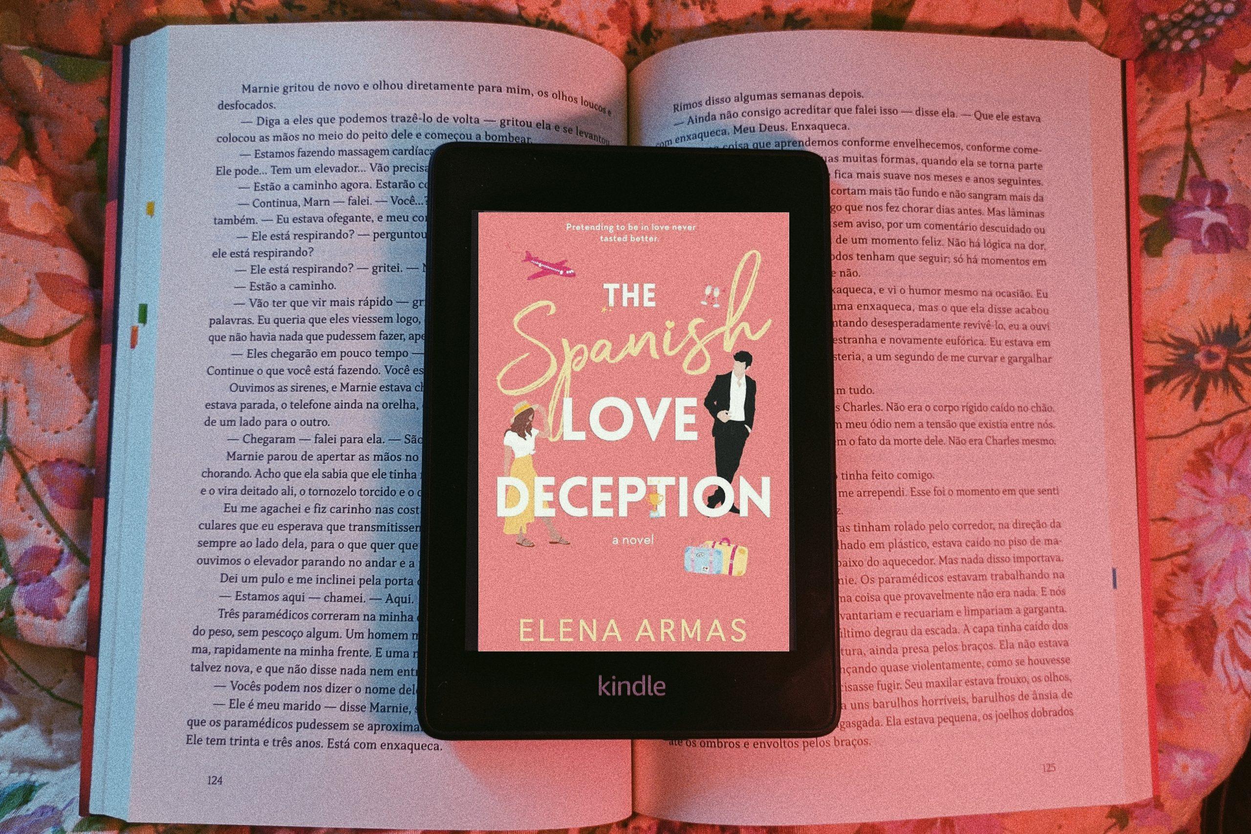 The Spanish Love Deception   Elena Armas