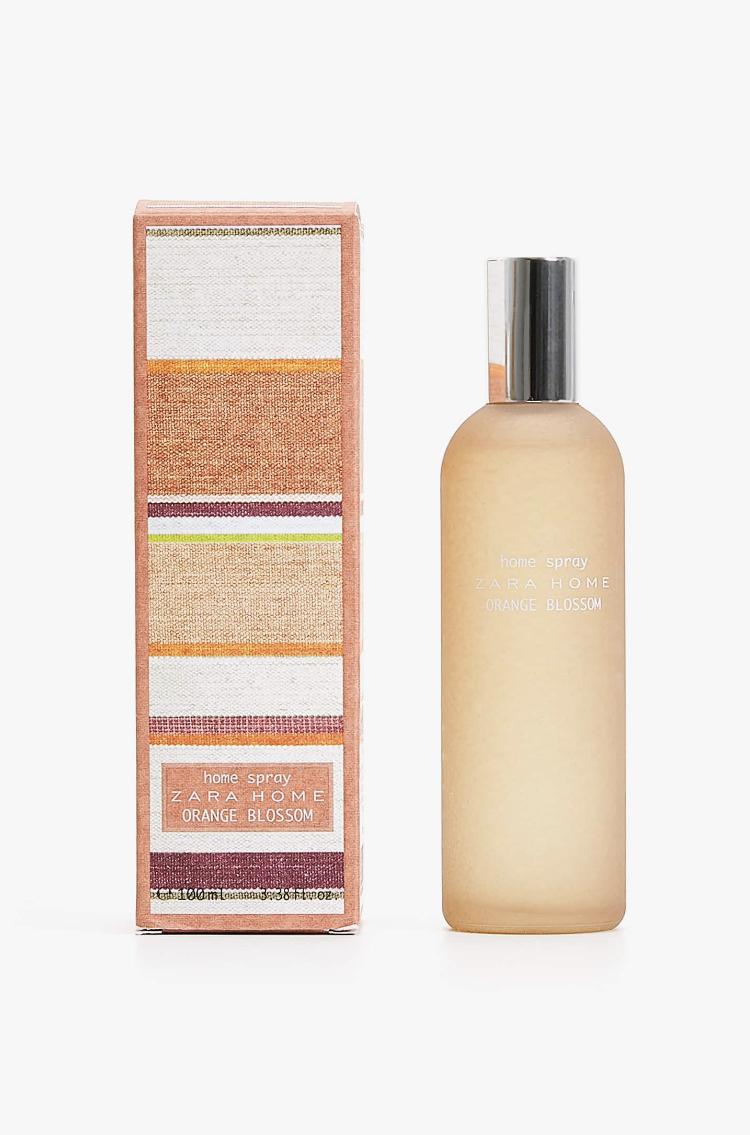 Home Spray Orange Blossom de Zara Home