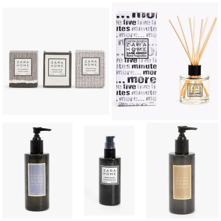 Un Escenario de Aromas - Rebajas de Zara Home