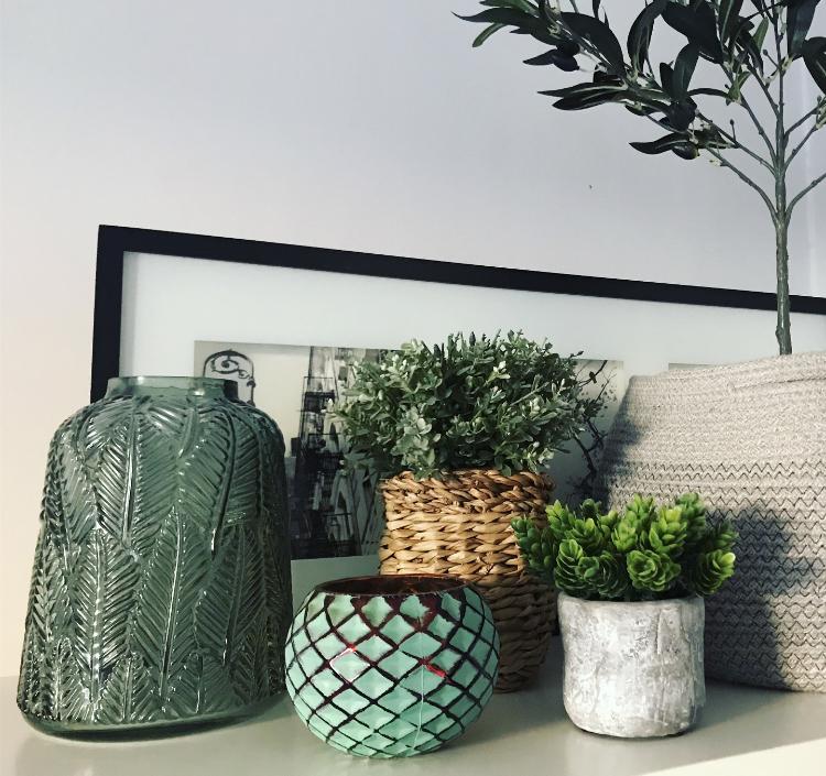 Selección de elementos decorativos