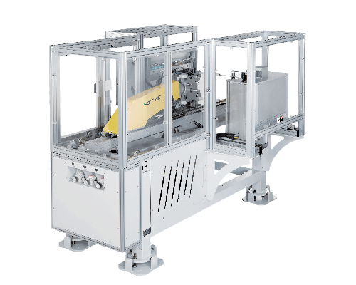 In-Mold Labeling System