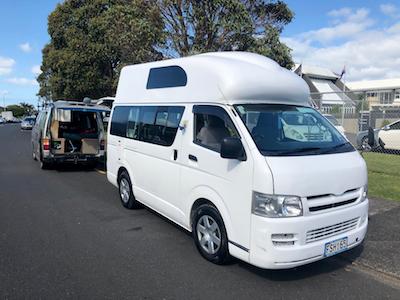 Autocaravana La mejor manera de viajar por Nueva Zelanda