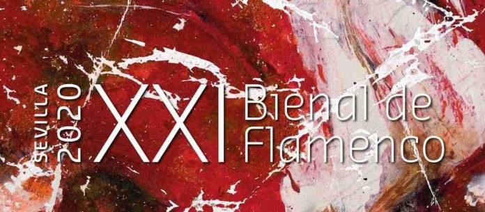 Sevilla bienal flamenco 2020 banner