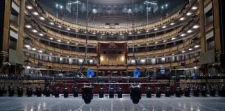 Teatro Real anfiteatro