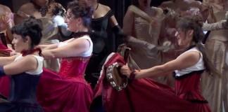 Teatro Real operas Traviata
