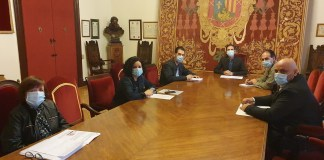 Primera reunión de la Oficina Municipal Horizonte Alcalá 2030, 13 de mayo de 2020