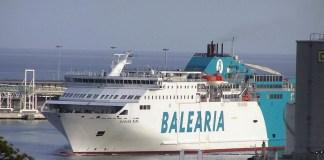 Bahama Mama Balearia 2018