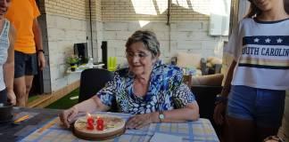 Bernarda Fernández cumple 82 años