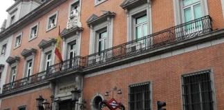 Ministerio de Justicia España