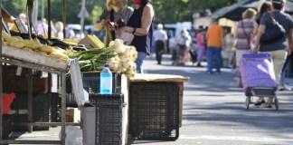 Reabren los mercadillos de Alcalá de Henares