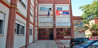 Colegio Menéndez Pidal Coslada
