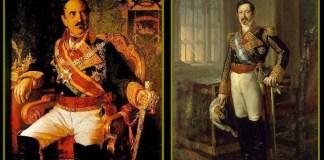 Espartero y Narváez