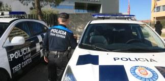 Tres Cantos Policía local