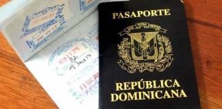 pasaporte república dominicana