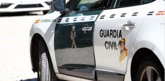 Guardia Civil coche patrulla