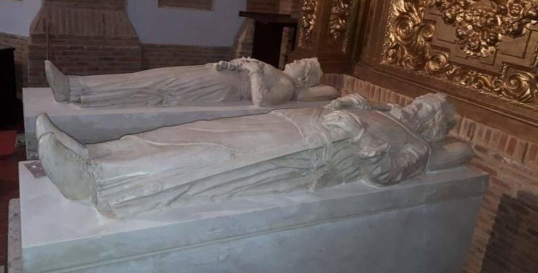 Sepulcro de Alfonso sexto de Leon