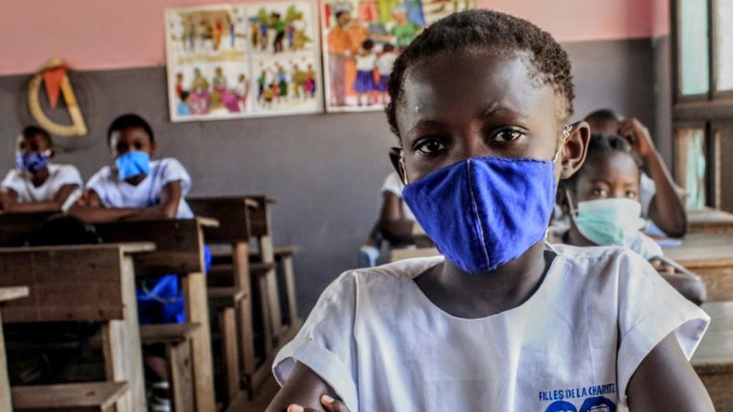 © UNICEF/Jean-Claude Wenga: Las escuelas reabrieron en la RD Congo el 10 de agosto