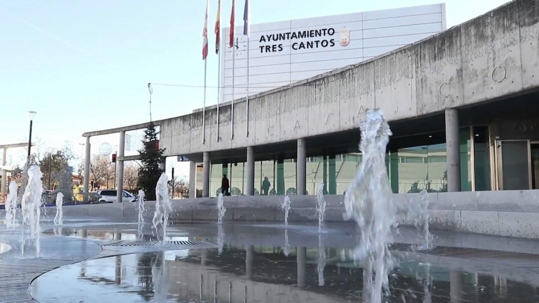 Ayuntamiento de Tres Cantos fuentes